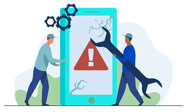 تعمیرات موبایل هلو فون