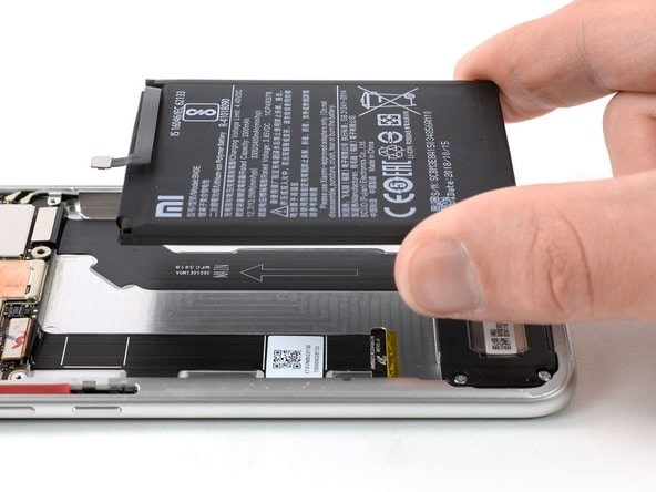 تعویض باتری با کیفیت بالا گوشی - تعویض باتری اصلی شیائومی